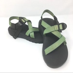 Chaco sandals green size 7.5